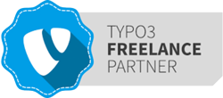TYPO3 Freelancer Partnership Logo